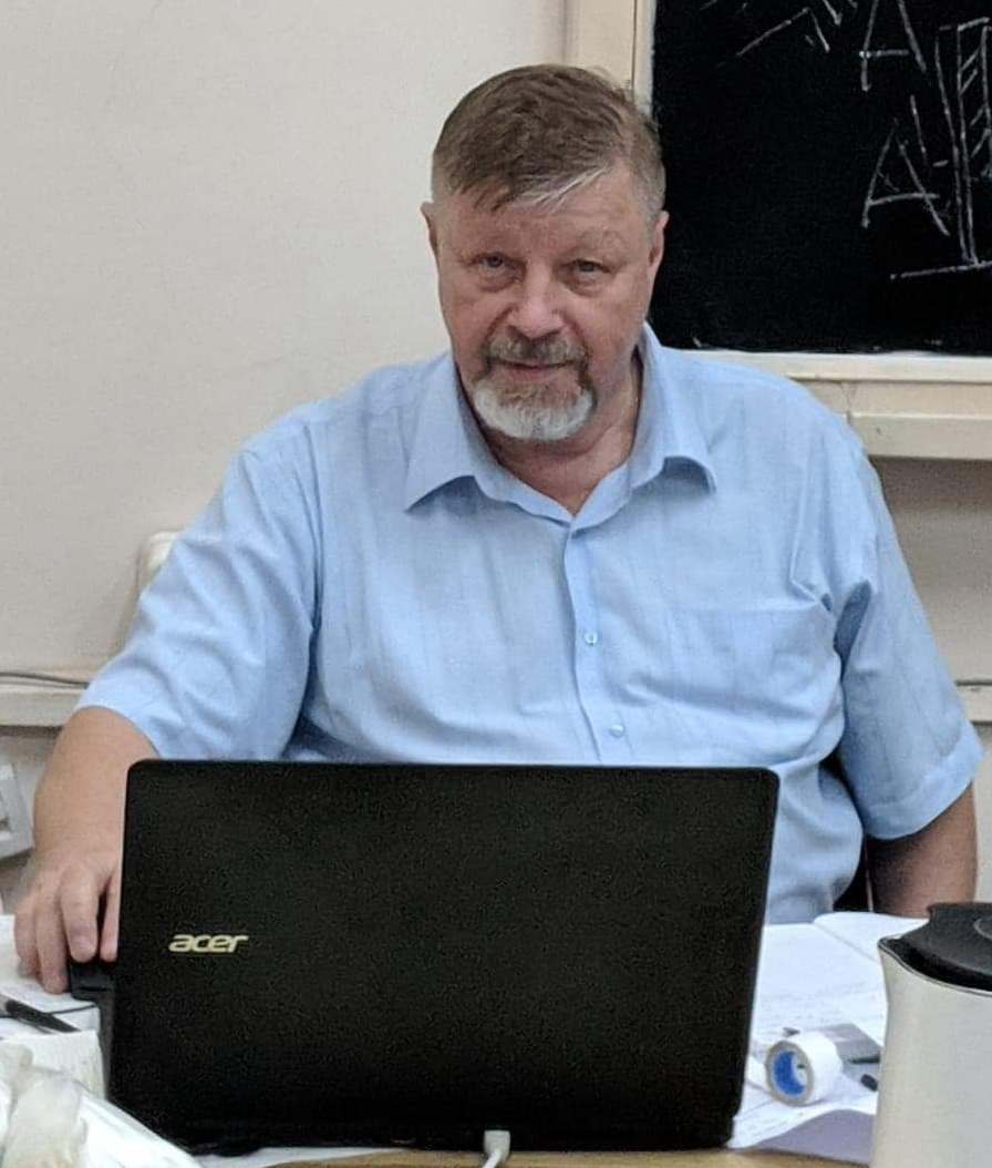 Prof Andrei Andreev